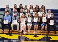 Lincolnview Honor Society