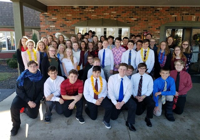 Jr. High Choir
